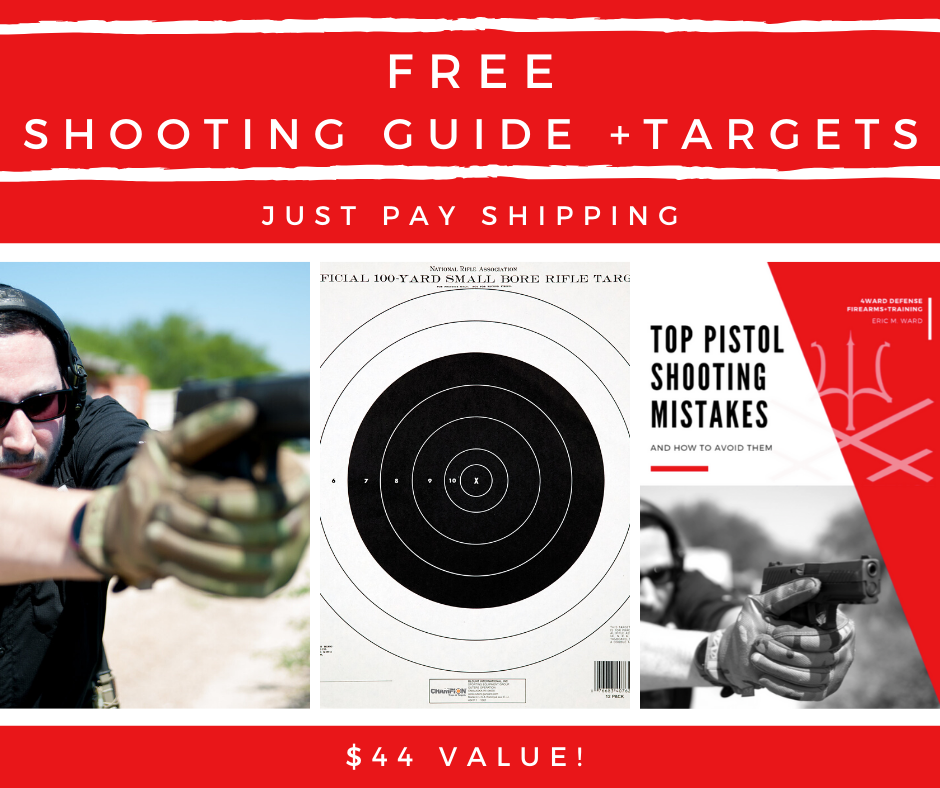 Free Pistol Shooting Guide and Targets